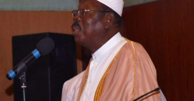 Sheikh I.C Quaye