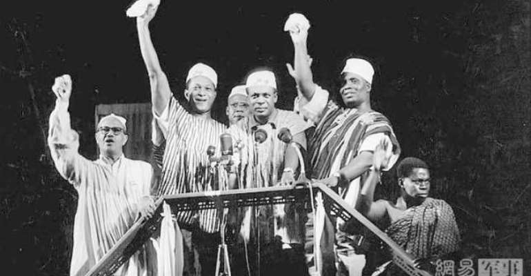 Senyo Hosi Writes: Kwame Nkrumah Is Not The Only And The UGCC'S 4th August Can't Be The Date