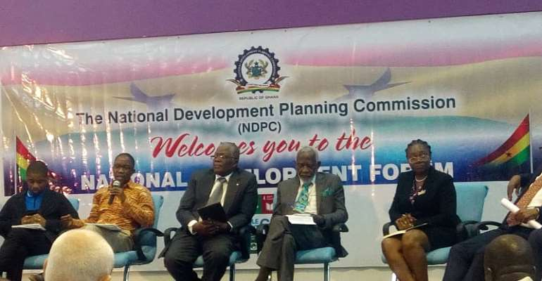 Let's Engage On Ways To Fund Development Projects--Dr. Nii Kwaku Sowa