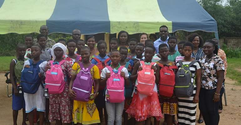 Agona West MCE Prioritises Girl-Child Education