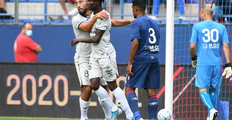 Youngster Godwin Bentil Scores For Le Havre In Friendly Draw Against Quevilly Rouen