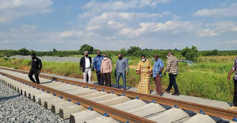 COVID-19 Cannot Stop The Completion Of Tema-Mpakadan Rail Project--Contractor Assures