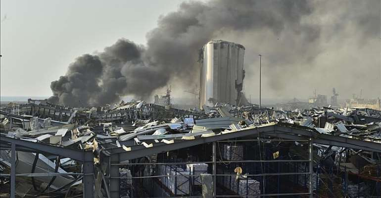 Death Toll In Beirut Explosion Rises To 100