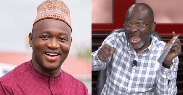 Ken Agyapong is only brave on NET2 TV but actually a coward — Suhuyini