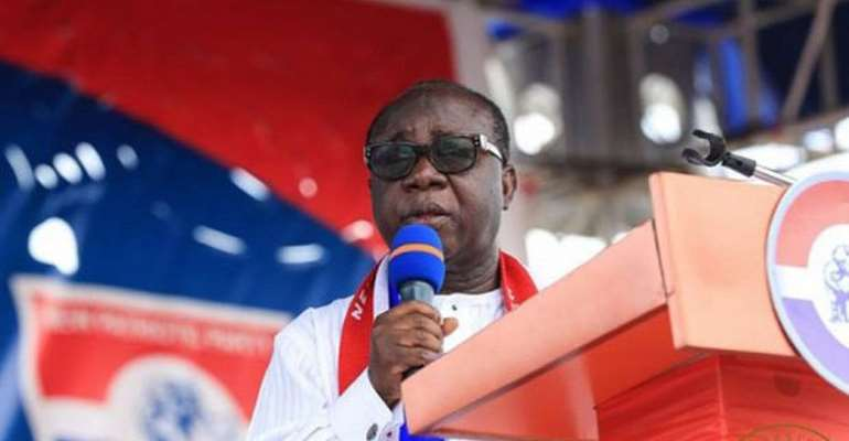Akufo-Addo is serving in Ghana's interest 'irrespective of ugly noises' – Freddie Blay