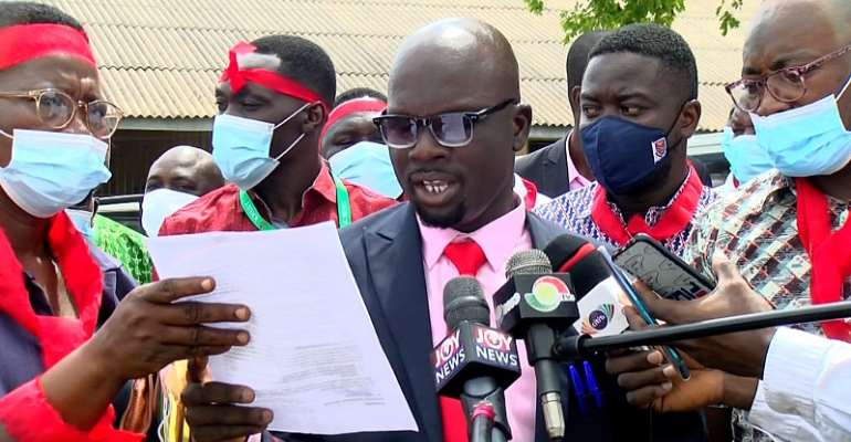 'NLC's neutrality compromised' – Senior Staff casts doubt on negotiations