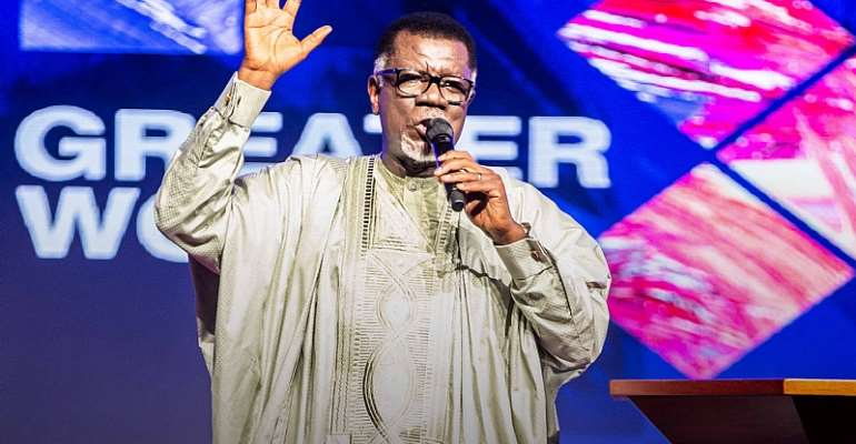 Greater Works 2021: Pastor Otabil opens Conference with call on African leaders to take advantage of Covid-19 disruption to develop