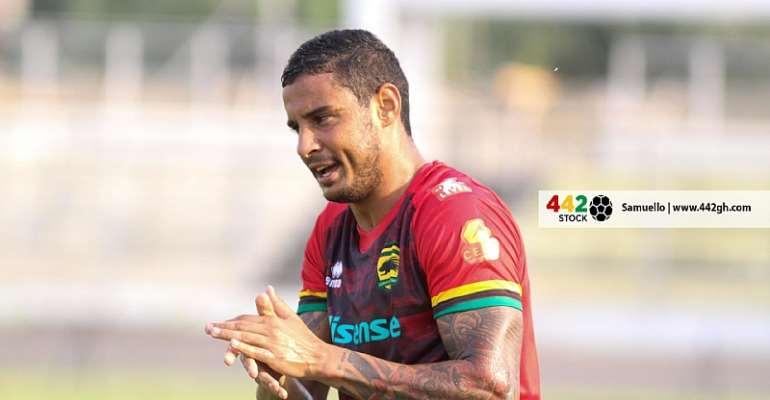 No proper Brazilian player will play his career football in Ghana - Asante Kotoko coach Mariano Barreto