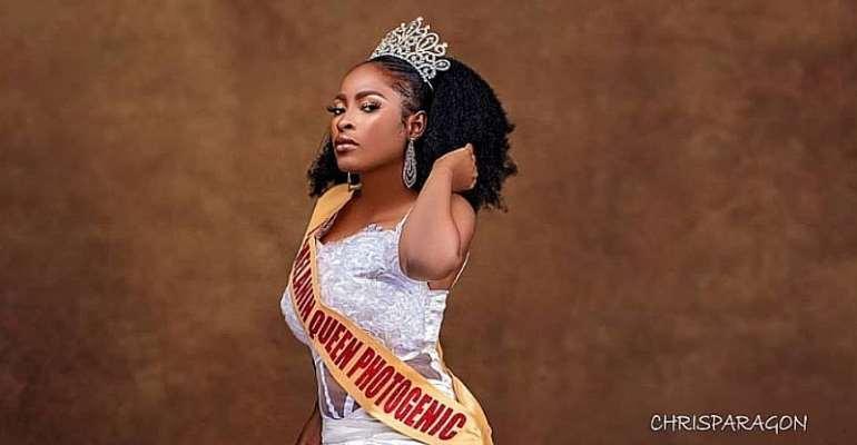 Tessy Solomon The Melanin Queen Nigeria Photogenic stuns in new photos