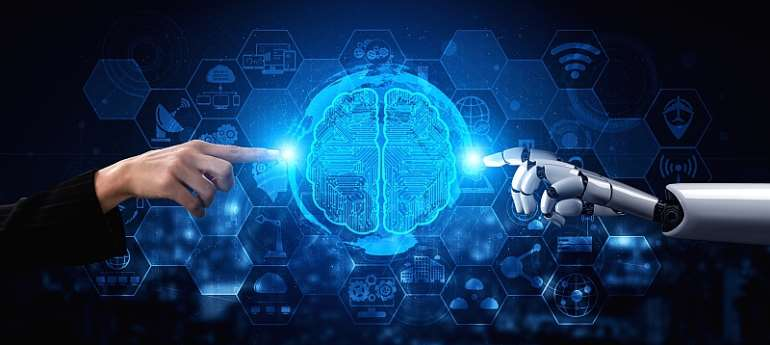 """""""Creativity machines"""" are capable of independent and complex functioning, so they can invent things. - Source: Blue Planet Studio/Shutterstock"""