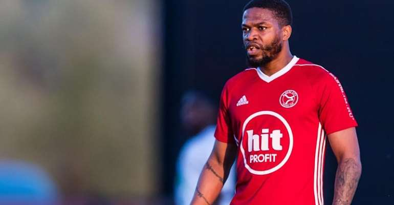 Hoefdraad was trained in the youth academy of Ajax Amsterdam, later played mostly in the Dutch second division Photo: Getty Images Sports / Getty Images