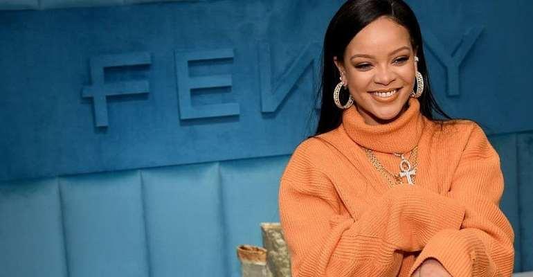 Rihanna is now officially a billionaire worth $1.7 billion