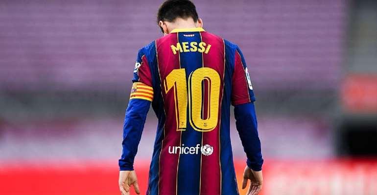End of an Era: 672 goals, 305 assists – Lionel Messi leaves Barcelona as Ultimate La Liga G.O.A.T
