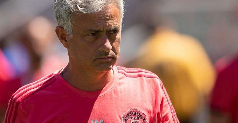 'Finally It's Over!' - Mourinho Elated To End 'Difficult' Pre-Season