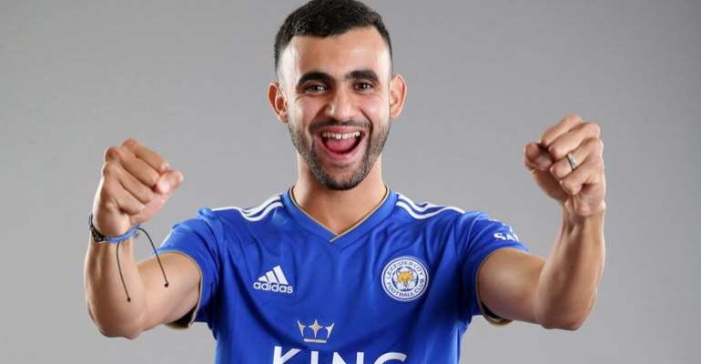 Leicester Sign Rachid Ghezzal From Monaco On Four-Year Deal