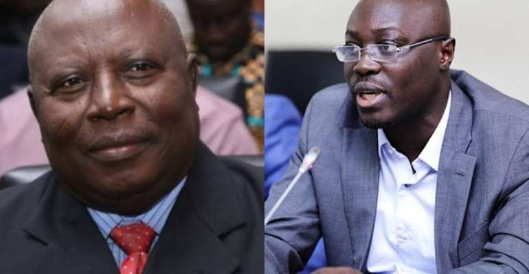 Our Client Won't Apologise—Ato Forson's Lawyers To Amidu