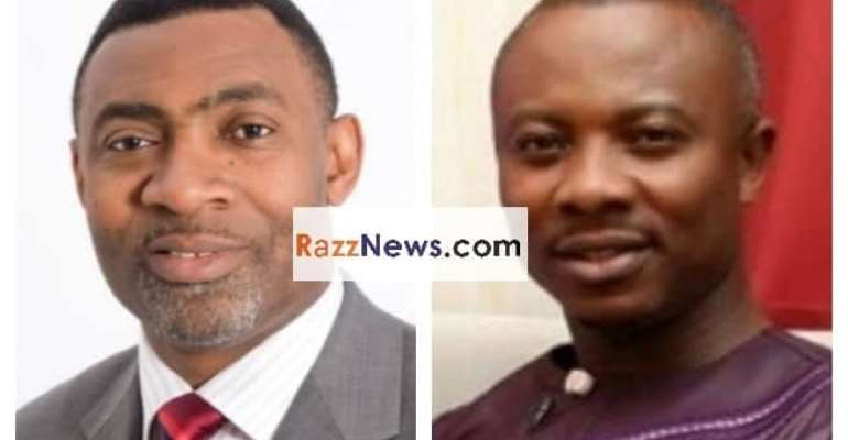 Dr.Lawrence Tetteh Wants To Ordain Radio Presenter Kwamena Idan As Pastor