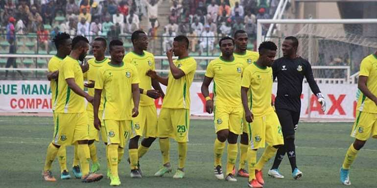 CAF CL: Kano Pillars To Miss The Services Of Five Key Players Ahead Of Kotoko Game