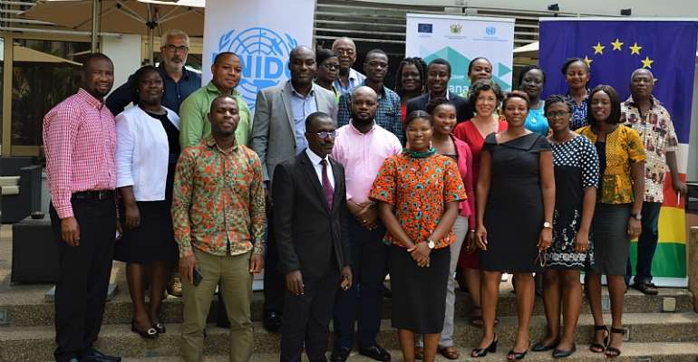 UNIDO Holds Training Workshop On Cluster Development For Industrial And Trade Experts