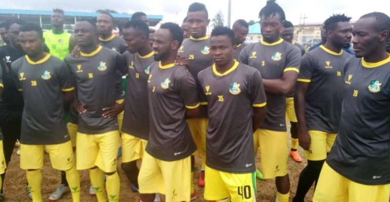 CAF CL: Kano Pillars To Resume Training Today Ahead Of Kotoko Clash