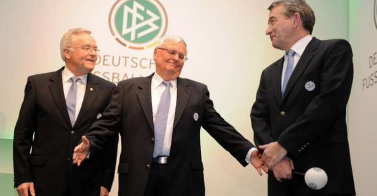 German Soccer Officials Indicted Over World Cup Payment