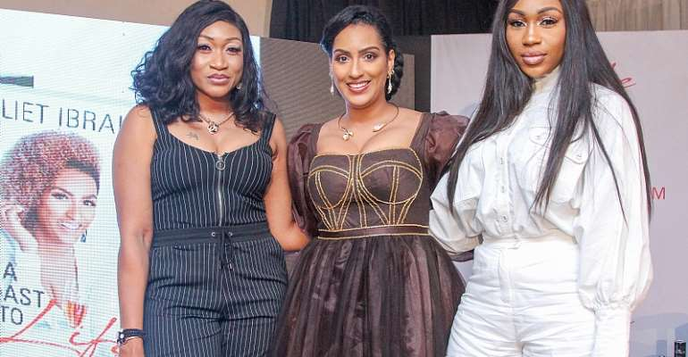 Dele Momodu, RMD, Abike Dabiri & More Support Juliet Ibrahim at Her