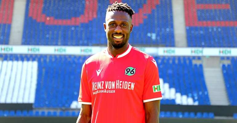 New Hannover 96 Signing Kingsley Schindler Wants To Help Team Score Goals