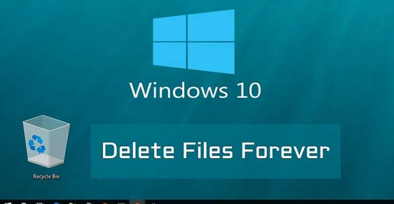 10 Free Tools to Permanently Delete Files on Windows