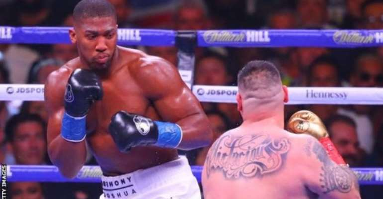 Anthony Joshua Wants To Get Boxing Passion Back Ahead Of Andy Ruiz Jr Rematch