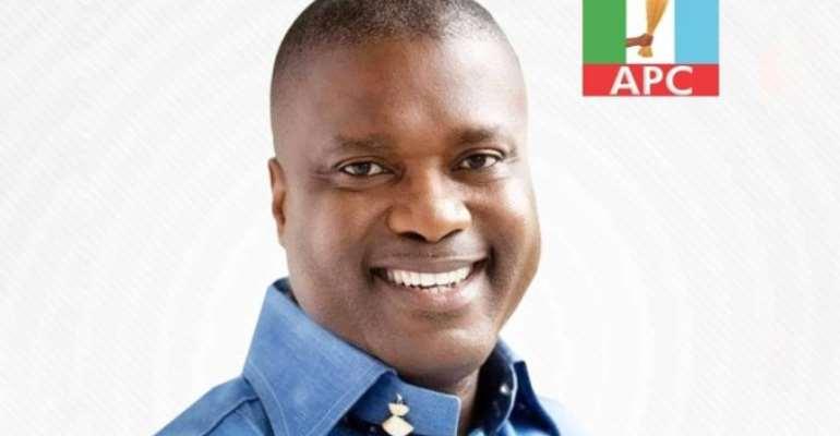 Akwa Ibom State APC, Mr Nsima Ekere