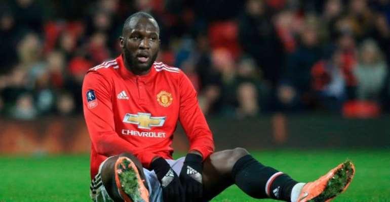 Man Utd To Fine Striker Lukaku For Missing Training