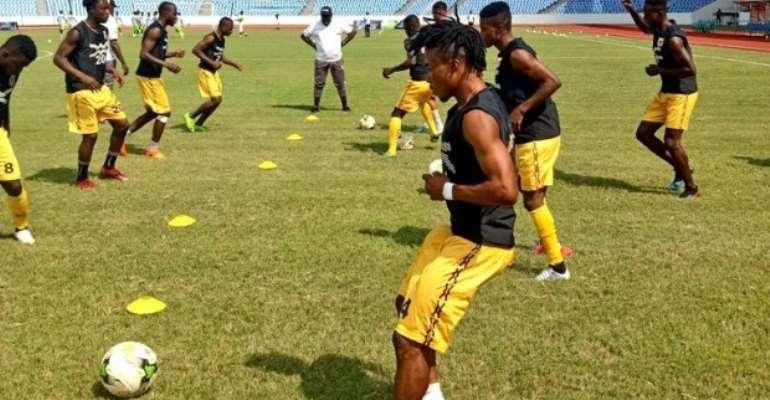 CAF CC: Ashantigold Ready For Akonangui Challenge