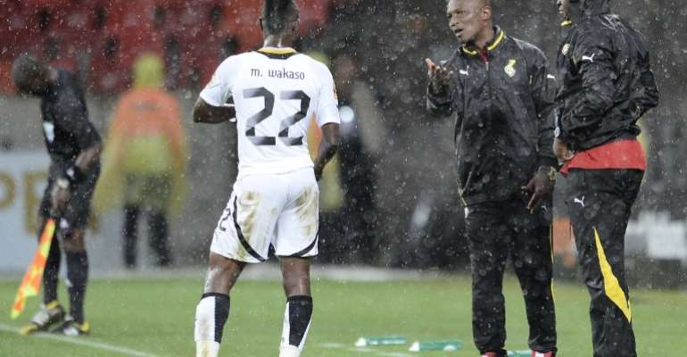 Kwesi Appiah Must Be Maintained As Black Stars Head Coach, Says Mubarak Wakaso
