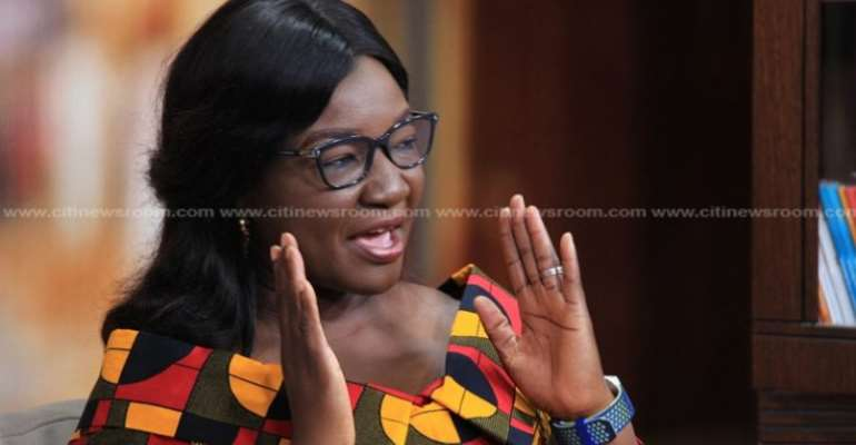 CID Boss Must Apologize To Ghanaians – Joyce Mogtari
