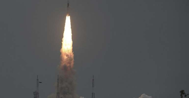 Successful French Guiana rocket takes off with two satellites