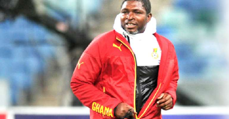 Maxwell Konadu Announces 28 Man Squad For Black Stars 'B' Camping