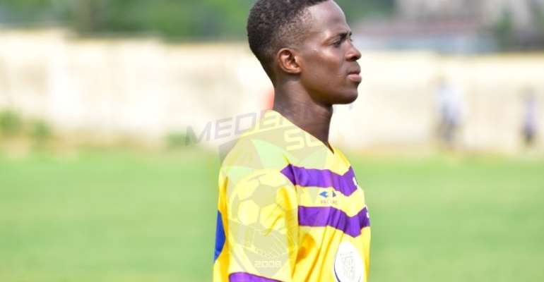 CONFIRMED: Medeama SC Defender Gideon Acquaah Signs Two-Year Contract Extension