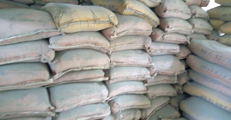 Bosome Freho MP Donates Building Materials For Community Projects