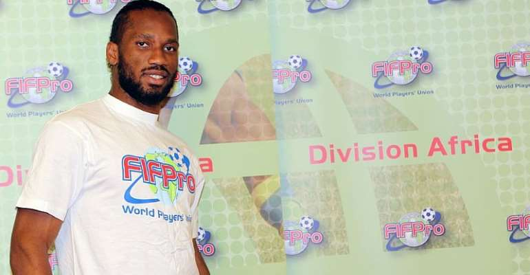 FIFPro Suspends Ivorian Players' Union For Not Backing Drogba's FA Candidacy