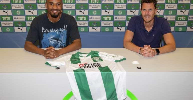 Attacker Patrick Joosten Signs For Eredivisie Outfit FC Groningen