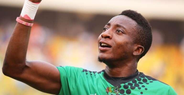 Felix Annan Aims To Regain Kotoko Goalkeeping Position