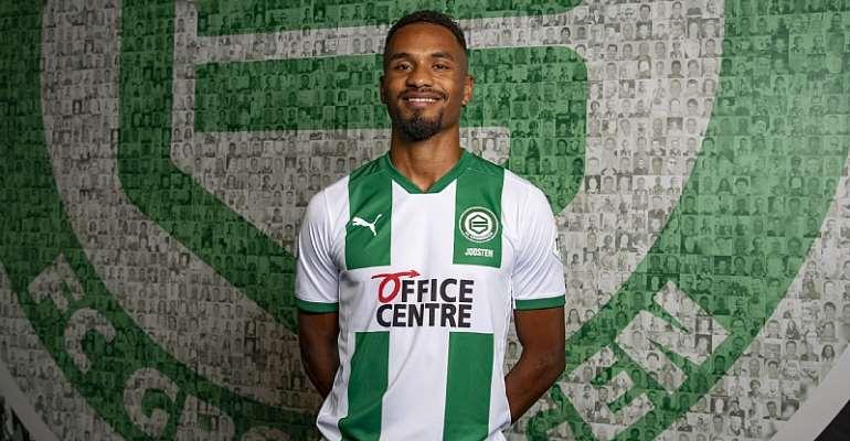 PHOTOS: FC Groningen Announce Signing Of Winger Patrick Joosten
