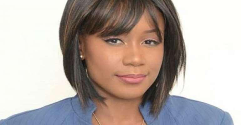 Amanda Clinton Root For Nana Yaw Amponsah To Succeed At Kotoko