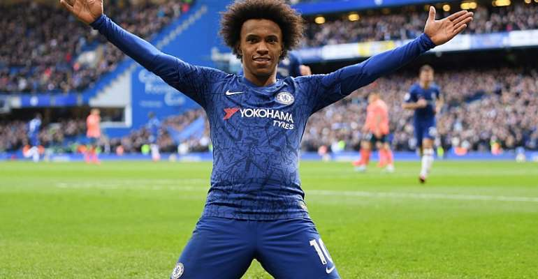 Arsenal Closing In On Deal For Chelsea's Willian