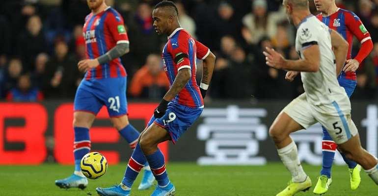 Jordan Ayew's Stunning Goal Against West Ham Snubbed In Premier League Goal Of The Season Shortlist