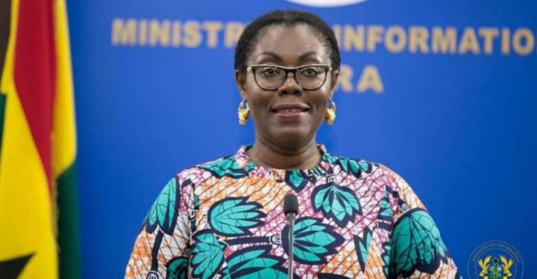 KelniGVG's Common Platform Saves Gov't Ghc1.5 billion Of Under-Declared Taxes By Telcos – Ursula