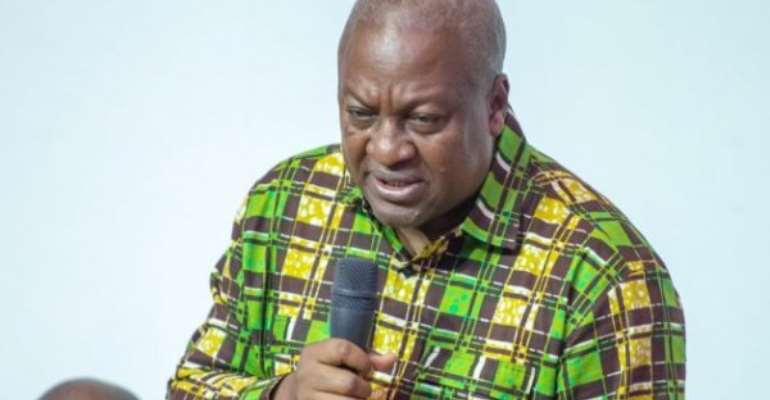 WASSCE Rioting: We Didn't Buy Past Questions But Ghana Saw The Best WASSCE, BECE Results In Our History — Mahama