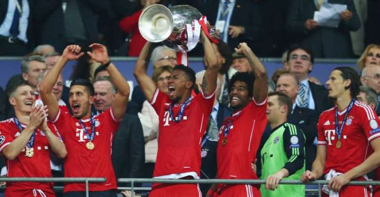 Jerome Boateng Believes Manchester United Not Good Enough To Win Champions League