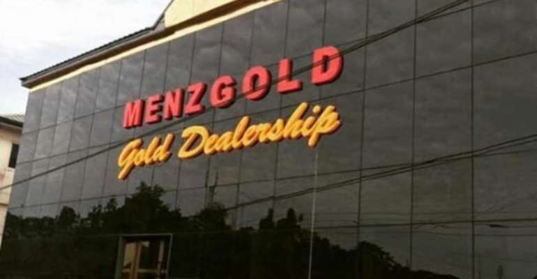 Menzgold Is Not Licensed To Buy, Sell Gold