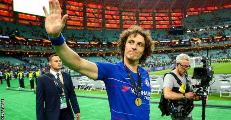 David Luiz: Arsenal Agree £8m Deal For Chelsea Defender